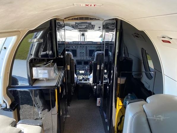 1987  Beechcraft Beechjet 400 full