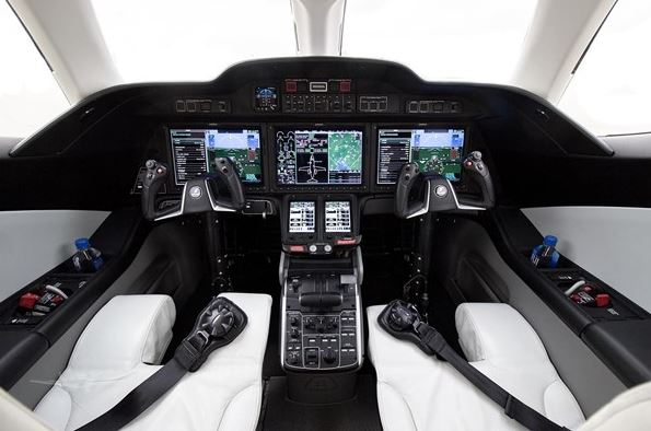 2016  Honda Hondajet full