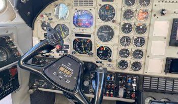 1981  Beechcraft King Air F90 full