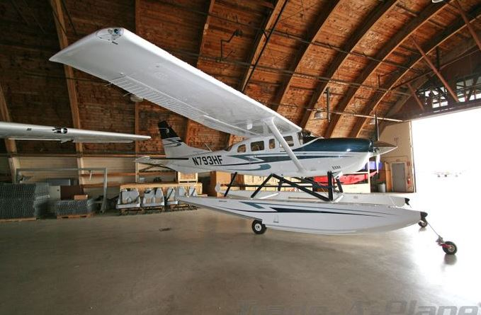 2007  Cessna 206 full