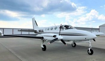 1981  Cessna 340 full