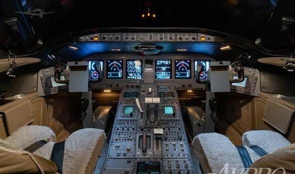 2007  Bombardier Global Express full