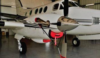 1980  Beechcraft King Air 90 full
