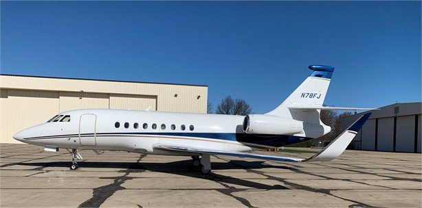 2000  Dassault Falcon 2000 full