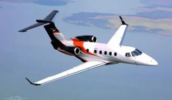 2012  Embraer Phenom full