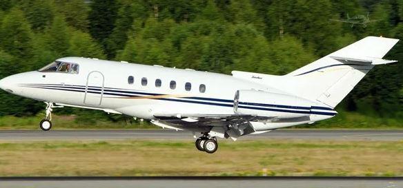 1996  Hawker 800XP full