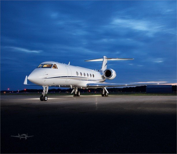 1998  Gulfstream V full
