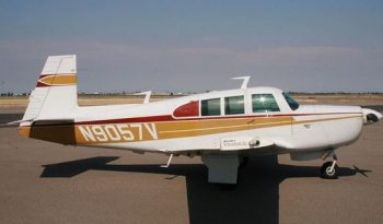 1969  Mooney M20F full
