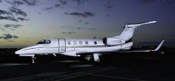 2016  Embraer Phenom full