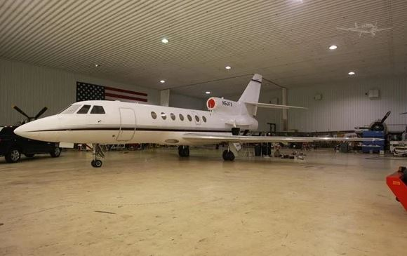 1988  Dassault Falcon 50 full