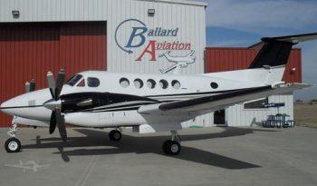 1989  Beechcraft King Air 300 full