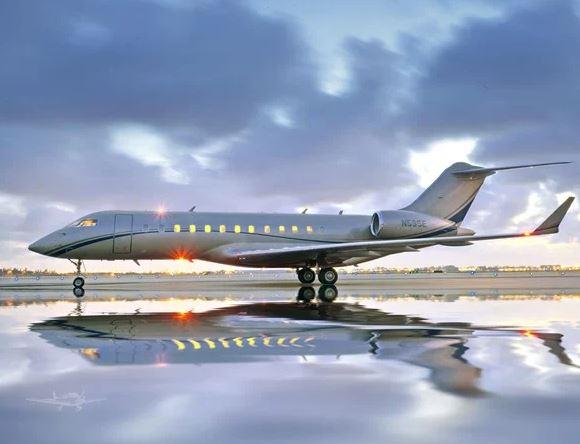 2002  Bombardier Global Express full
