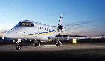 2011  Gulfstream G150 full