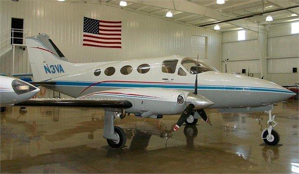 1972  Cessna 414 full