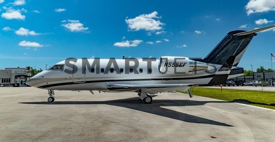 1999  Bombardier 604 full