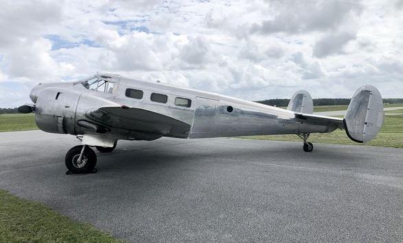 1952  Beechcraft Baron full