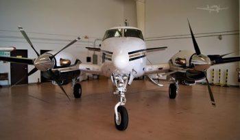 1976  Beechcraft King Air C90 full