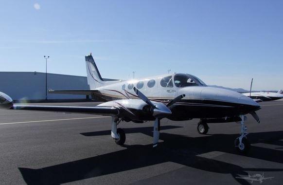 1980  Cessna 340 full