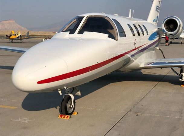 2000  Cessna Citation CJ1 full
