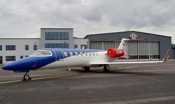 2007  Learjet Lear 45 full