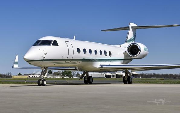 2009  Gulfstream G550 full
