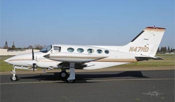1977  Cessna 414 full