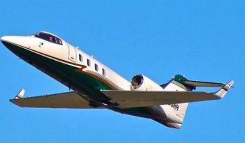 1985  Learjet Lear 55 full