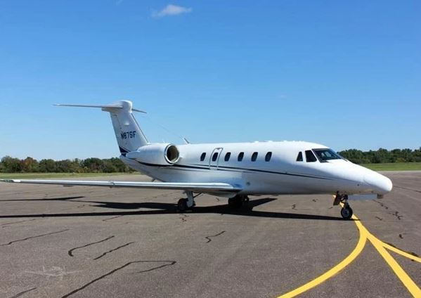 1998  Cessna Citation VII full
