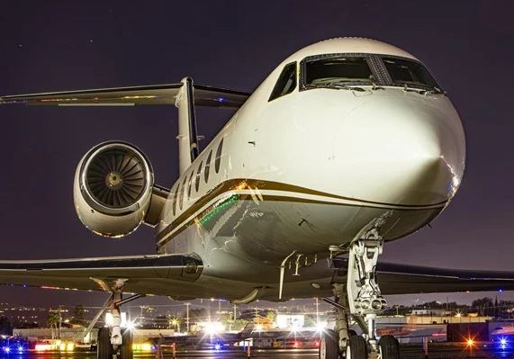 1993  Gulfstream GIISP full