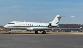 2010  Bombardier Global Express full