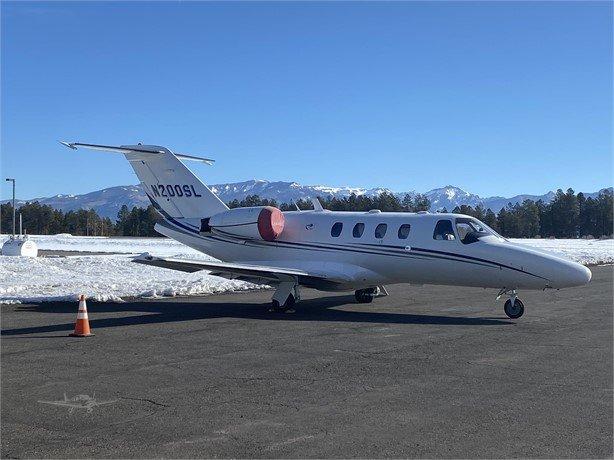 2001  Cessna Citation CJ1 full