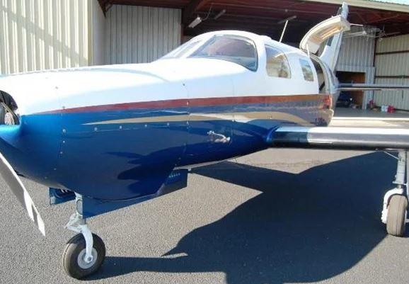 2002  Piper Malibu Mirage full