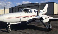 1978  Cessna 421 full