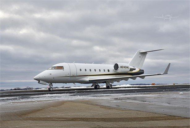 2006  Bombardier 604 full