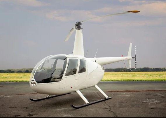 2008  Robinson R44 full