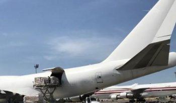 2012  Boeing 747 full