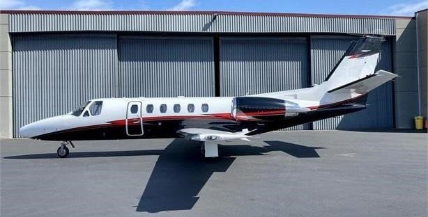 2013  Cessna Citation Sovereign full