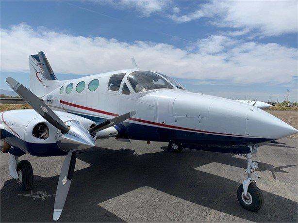 1969  Cessna 414 full