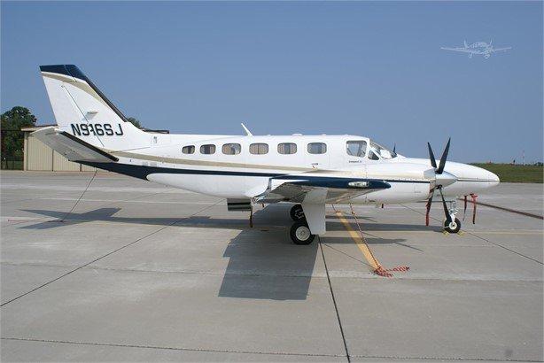 1982  Cessna Conquest full