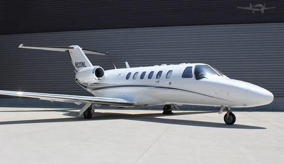 2002  Cessna Citation CJ2 full