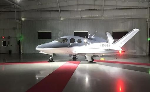 2020  Cirrus SF-50 Vision Jet full