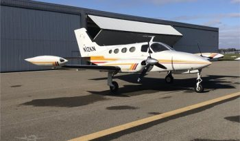 1968  Cessna 421 full