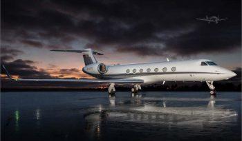2008  Gulfstream G550 full