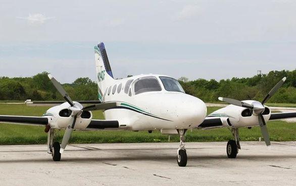 1973  Cessna 421 full