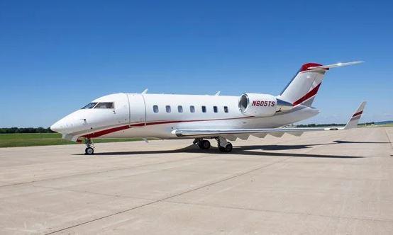 2007  Bombardier 605 full