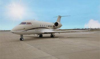 2001  Bombardier 604 full