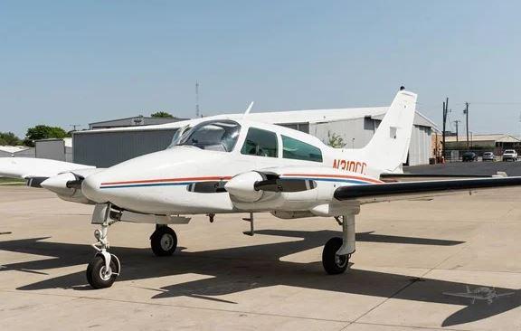 1973  Cessna 310 full