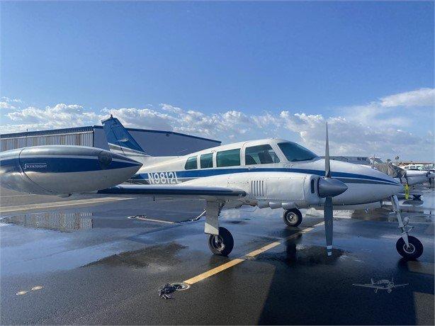 1963  Cessna 320 full