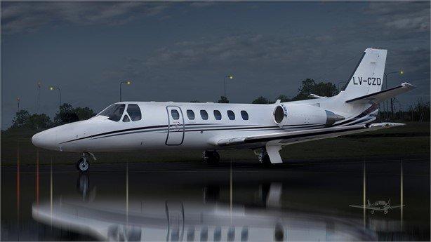 2002  Cessna Citation Bravo full