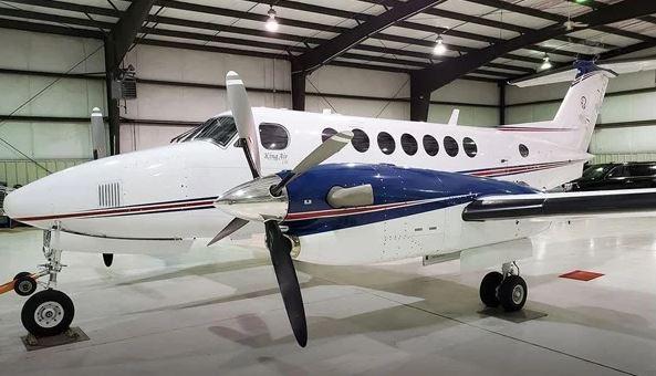 2005  Beechcraft King Air 350 full